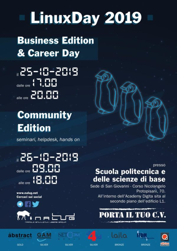 Linux Day Napoli 2019